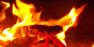Com quais amigos você se reuniria em volta de uma fogueira?