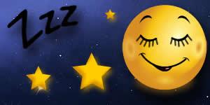 Mosaico de Boa Noite com Smile e 17 Amigos. Cri e o seu!