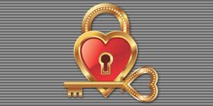 Quem tem a chave do seu coração?