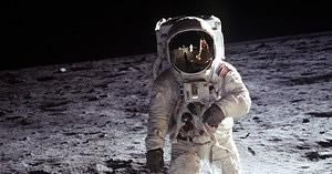 Como você ficaria vestido de Astronauta?