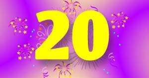 Quais são seus 20 melhores Amigos ?