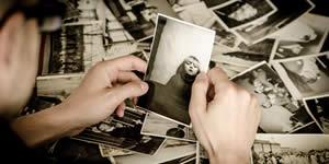 Qual foto sua traz boas lembranças?