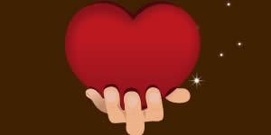 O que o seu coração transborda?