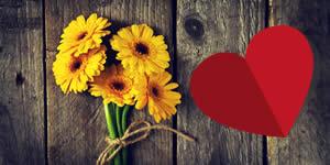 Qual frase é o lema do seu coração?