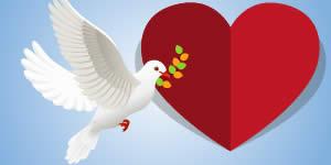 O que mantem a paz no seu coração nestes dias tão difíceis?
