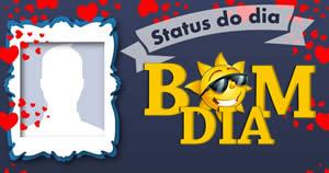 Qual seu status para hoje?