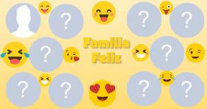 Quais amigos formam sua família feliz no Facebook?