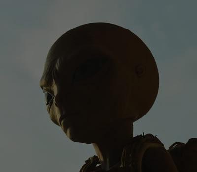 Quais dos seus amigos podem ser Alienígenas?