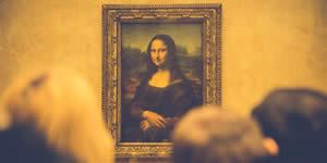 Wie würde sein eine Ausstellung von Sie in einem Museum?
