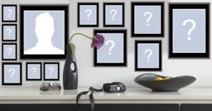 Quais os 12 amigos que estão em um quadro na parede da sua casa?