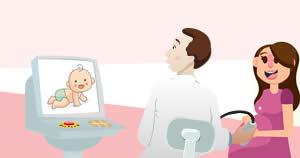 Seu Ultrassom Obstétrico esta pronto. Veja como será seu futuro bebê?