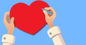 O que está gravado no seu coração para 2018?