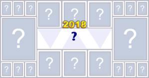 Qual palavra marcará a sua vida em 2018?