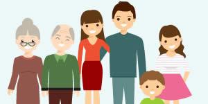 ¿Quién es tu familia de Facebook? ¡Mira aquí!