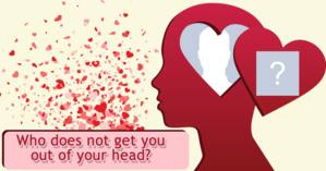 Who does not get you out of your head?