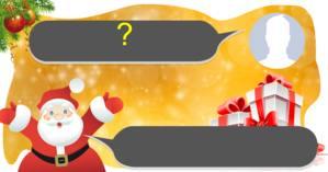 Papai Noel que trazes para mim? Faça o teste e descubra!