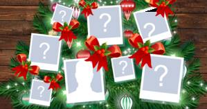 Quels amis décorent ton bel arbre de Noël?