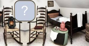 Qual foto você colocaria na parede do quarto da vovó??