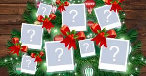 Quais fotos você usaria para decorar sua árvore de Natal. Escolhas as fotos do seu álbum!