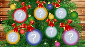What pictures would you put on the Christmas tree?
