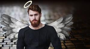 Veja agora a sua foto montagem com o seu anjo da guarda!