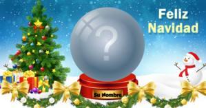 ¡Coloca la foto que más te guste en un hermoso globo de Navidad!