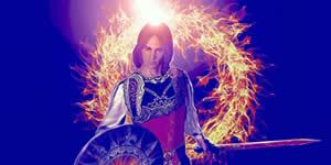Quem é seu Anjo Guerreiro? Faça o teste e descubra!