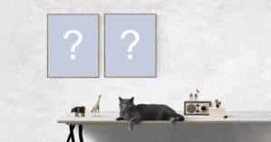 Quais fotos você colocaria na parede da sua casa nova?