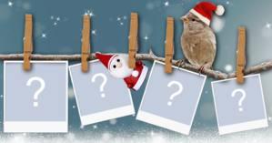 Quais as 4 Fotos que você colocaria no varal de Natal?