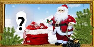 Qual Foto você colocaria neste Lindo Quadro de Natal?