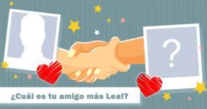 ¿Cuál es tu amigo más Leal?