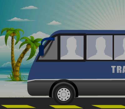 Quais amigos você levaria para a Praia?
