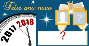 Com quem você faria um brinde a 2018? Escolha um amigo!