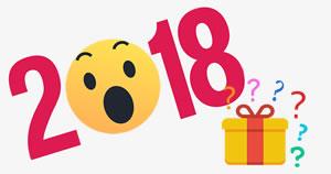 ¿Qué sorpresa buena 2018 traerá a usted?