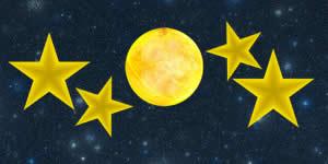 Se Você fosse a Lua, quais Amigos Seriam as Estrelas? Descubra!