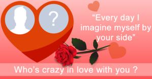 Who is crazy in love with you?