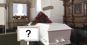 O que vai estar escrito na plaquinha ao lado do seu caixão?