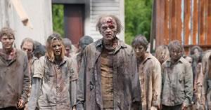 Como você ficaria de Zumbi em The Walking Dead?