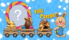 Marco de Trencito de Pascua. ¿Qué foto colocaría en la suya?