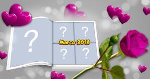 Albúm de Fotos do Mês de Março. Como é o Seu?