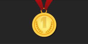 Quais são os três amigos que merecem uma medalha de ouro de melhor amigo?