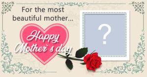 Surprise your mother with a beautiful Mother's Day card!