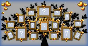 Quais Fotos você colocaria na sua Arvore da Família?