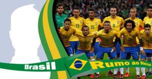 Moldura Brasil rumo ao Hexa com sua foto do perfil. faça sua!