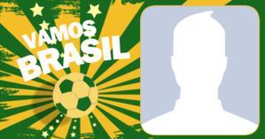 Mostre seu apoio a nossa seleção! Em clima de Copa!