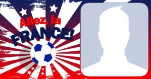 Montrez votre soutien pour notre sélection. En Coupe, c'est la France!