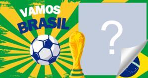 Altere sua foto do Facebook em apoio a nossa seleção na copa do mundo 2018!