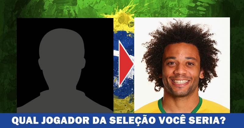 Qual jogador da seleção brasileira você seria? Faça o teste e descubra!