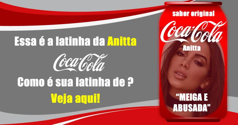 Como seria sua latinha de Coca-Cola? Veja aqui!
