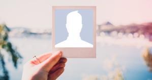 Adicione um lindo efeito polaroid a sua foto de perfil
